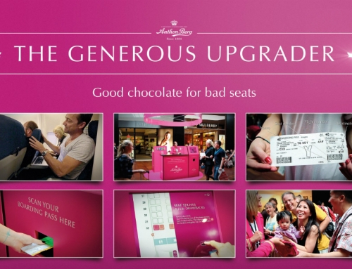 Anthon Berg: Generous Chocolate Upgrader