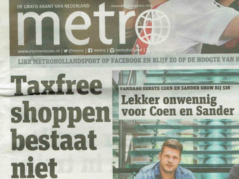 Metro cover NL 17082015